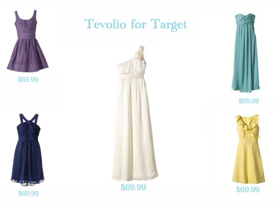 Tevolio for Target